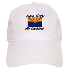 Sun City Arizona Baseball Baseball Cap