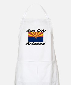 Sun City Arizona BBQ Apron