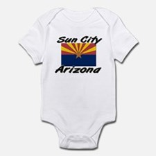 Sun City Arizona Infant Bodysuit
