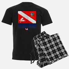 Dive Cuba Pajamas