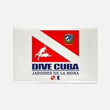 Dive Cuba Magnets