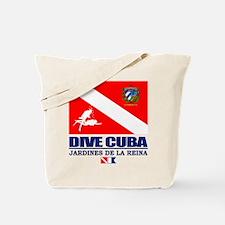 Dive Cuba Tote Bag