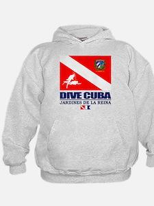 Dive Cuba Hoodie