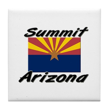 Summit Arizona Tile Coaster