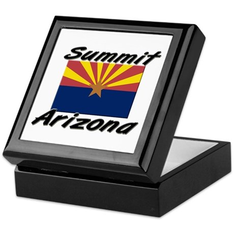 Summit Arizona Keepsake Box