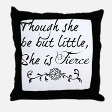 Unique Empower Throw Pillow