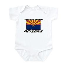 Sierra Vista Southeast Arizona Infant Bodysuit