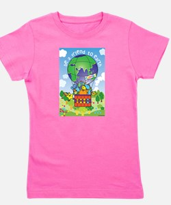 Cool Ecology Girl's Tee
