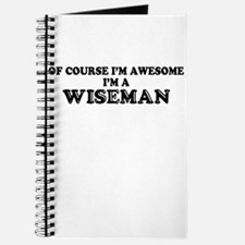 Of course I'm Awesome, Im WISEMAN Journal