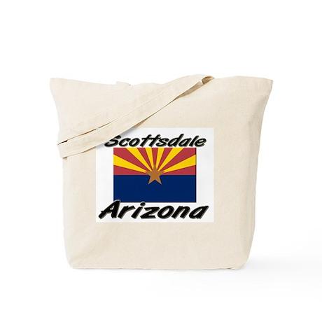Scottsdale Arizona Tote Bag