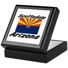Scottsdale Arizona Keepsake Box