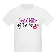 Head Witch of the Coven T-Shirt