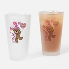 Unique 2 years old Drinking Glass