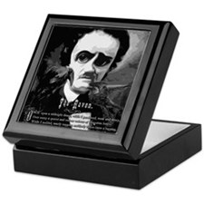 The Raven Keepsake Box