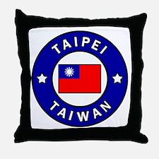 Unique Azalea Throw Pillow