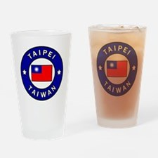 Cute Republic of china Drinking Glass