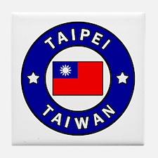 Unique Taiwan Tile Coaster