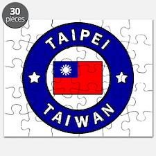Taipei Taiwan Puzzle