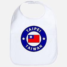 Taipei Taiwan Bib