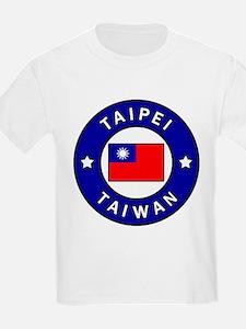 Taipei Taiwan T-Shirt