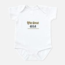Gia Infant Bodysuit