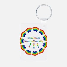Keychain * Celebrate Neurodiversity Keychains