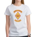 Red and gold support Mexican T-Shirt