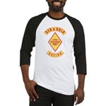 Red and gold support Mexican Baseball Jersey