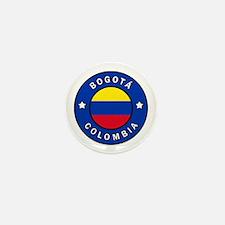Cute Bogota Mini Button