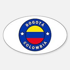 Cute Soledad Sticker (Oval)