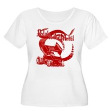 Pedal to the Metal - Red T-Shirt