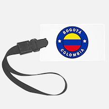Bogota Colombia Luggage Tag
