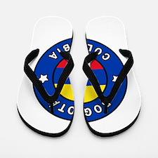 Bogota Colombia Flip Flops
