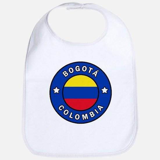 Bogota Colombia Bib