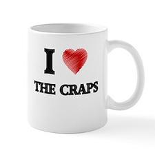 I love The Craps Mugs