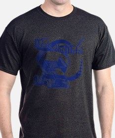 Pedal to the Metal - Blue T-Shirt