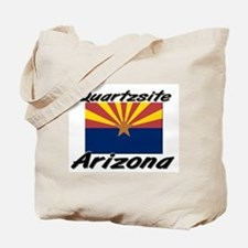 Quartzsite Arizona Tote Bag