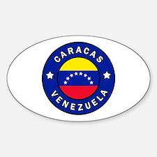 Unique Cristobal Sticker (Oval)