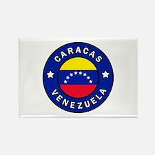 Caracas Venezuela Magnets