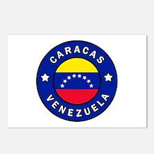Caracas Venezuela Postcards (Package of 8)
