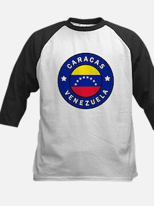 Caracas Venezuela Baseball Jersey