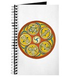 Lughnasadh Celtic Spiral Journal
