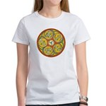 Lughnasadh Celtic Spiral Women's T-Shirt