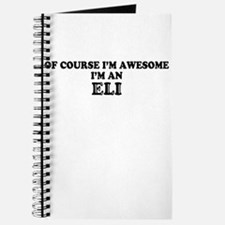 Of course I'm Awesome, Im ELI Journal