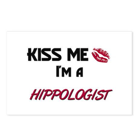 Kiss Me I'm a HIGHER EDUCATION ADMINISTRATOR Postc