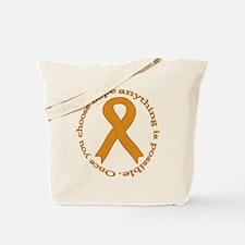 Copper Hope Tote Bag