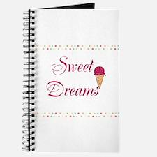 Cute Funny Sweet Dreams Journal
