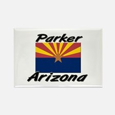 Parker Arizona Rectangle Magnet