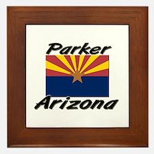 Parker Arizona Framed Tile