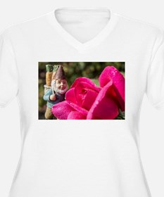 Rosie Gnome Plus Size T-Shirt